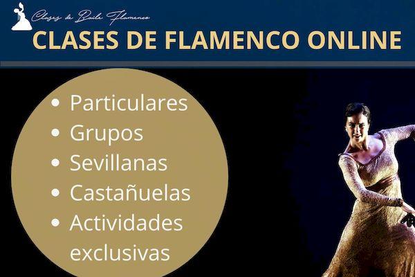 CURSOS DE FLAMENCO ONLINE