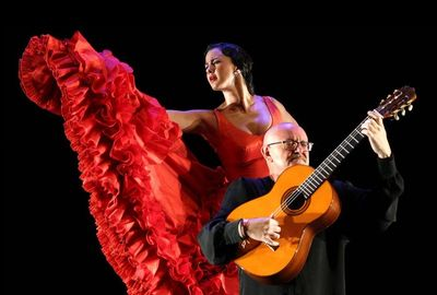 clases Flamenco Danza Española