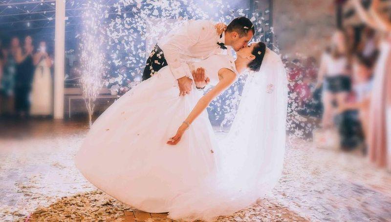 Clases de baile para novios. Una coreografía original e inolvidable para el día de tu boda