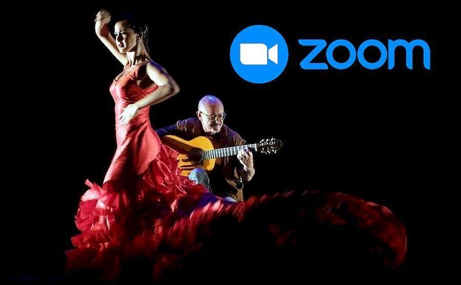 clases online de flamenco en madrid