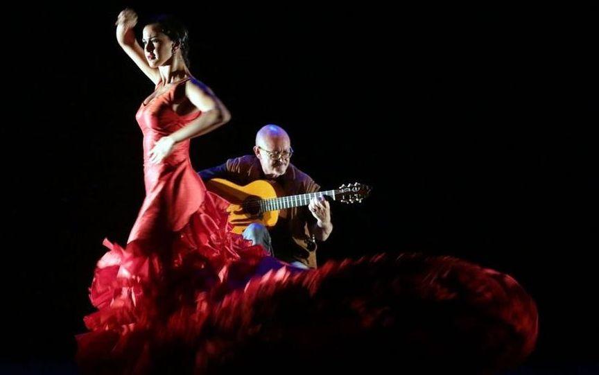Clase Particular de Flamenco