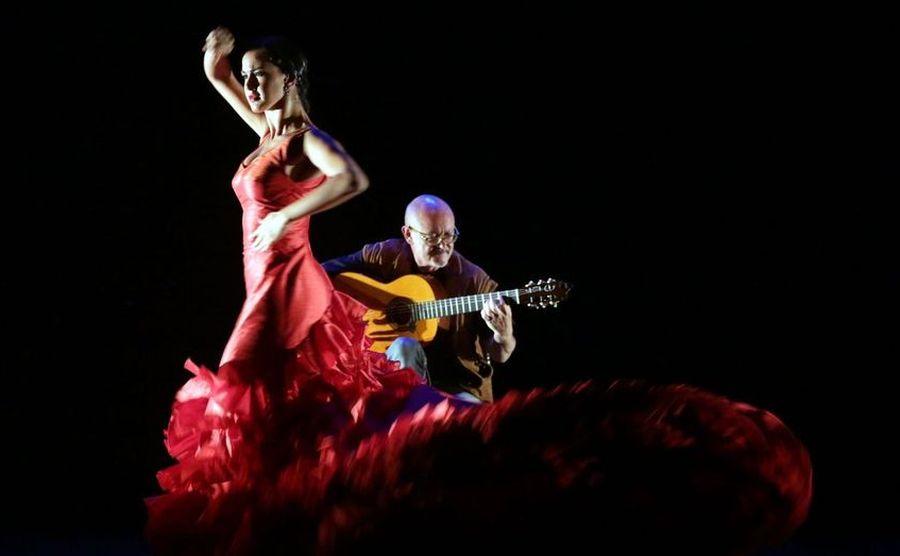 clases regulares de flamenco en madrid