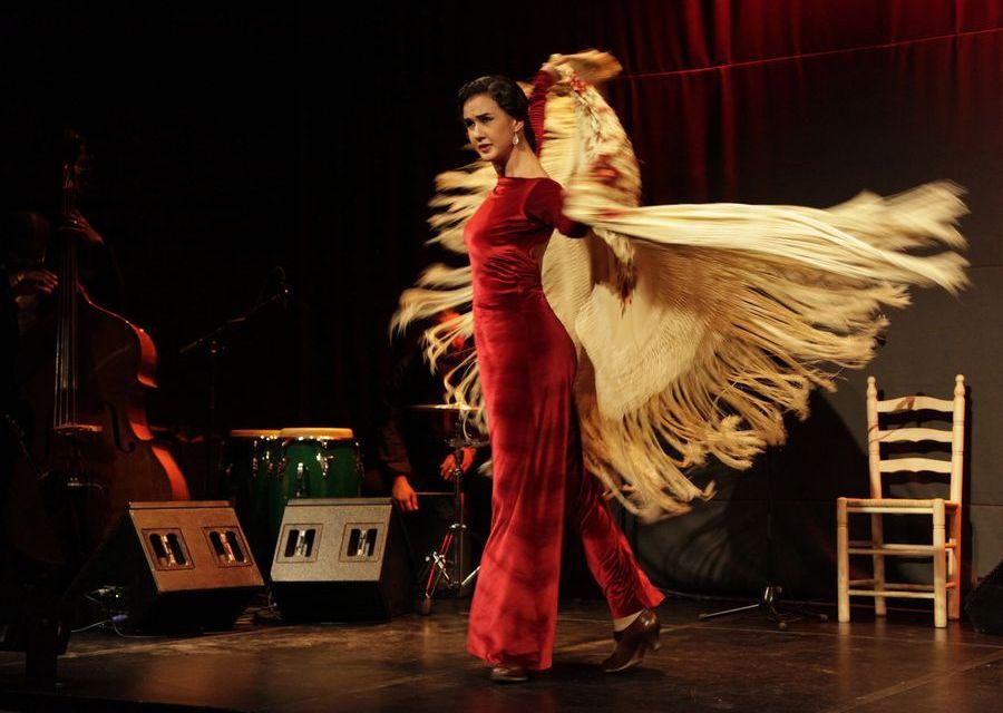 clases de baile flamenco carolina pozuelo Orígenes en Clave Cubana