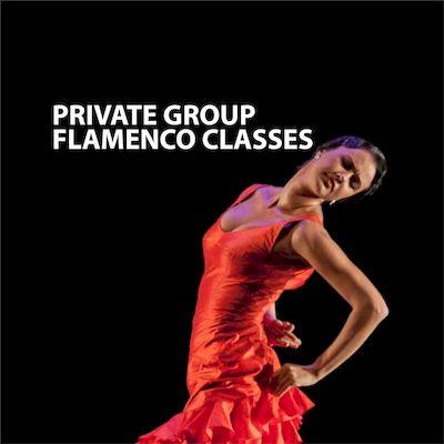 carolina pozuelo Clases de iniciación al baile flamenco para grupos clases baile flamenco madrid
