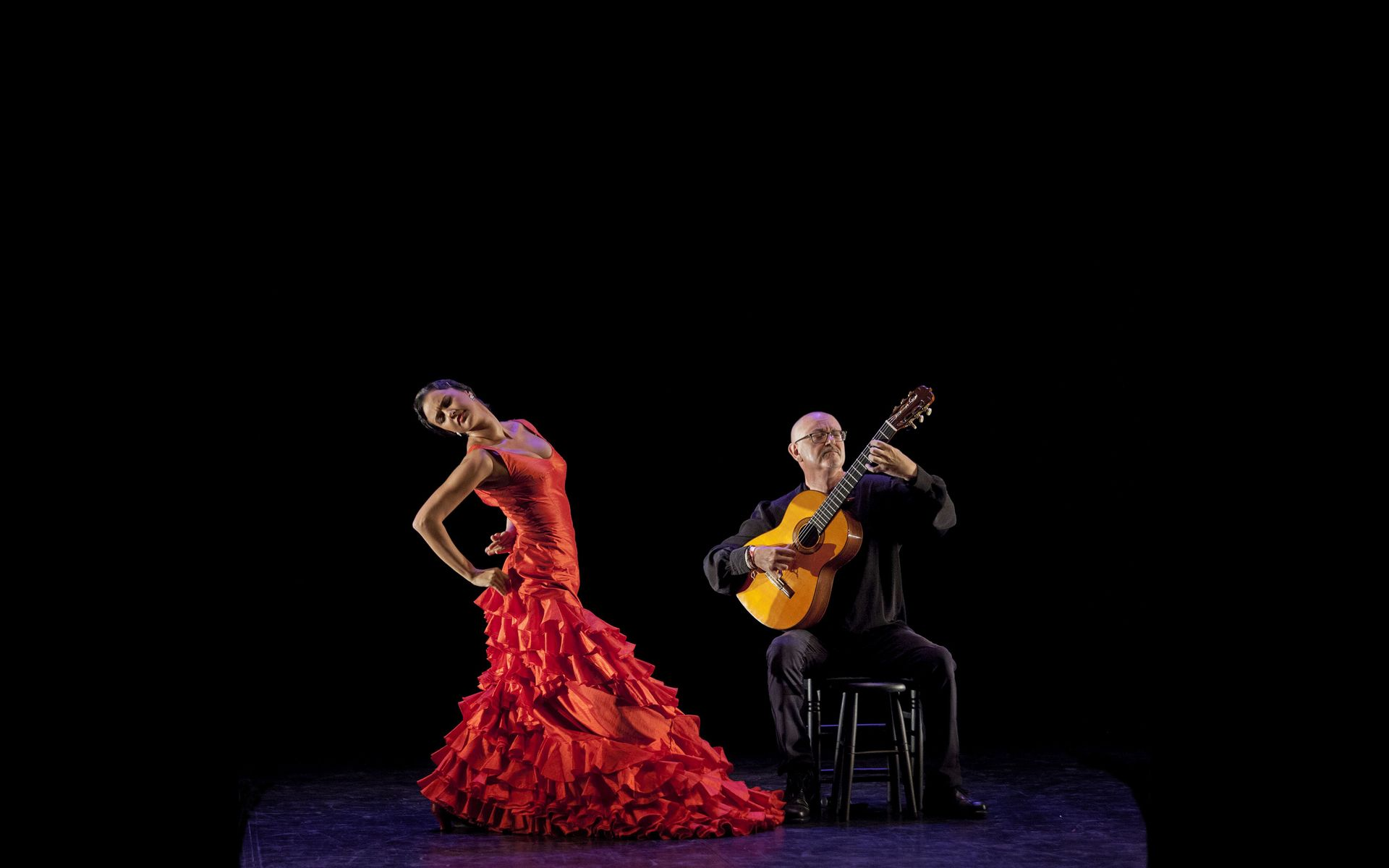 clases de baile flamenco madrid majadahonda
